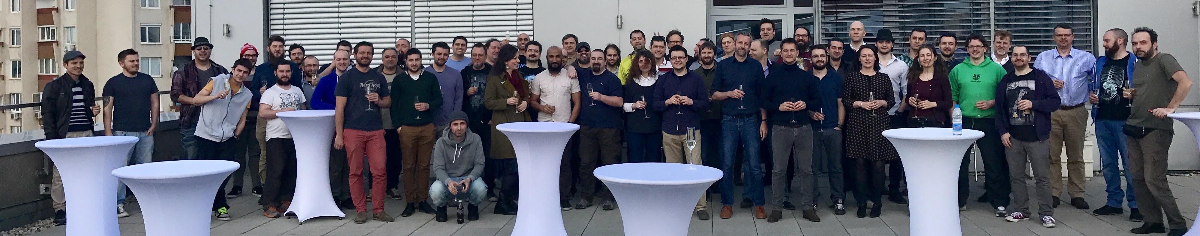 The CA Sofia team